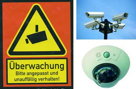 Kameraüberwachung in Hannover