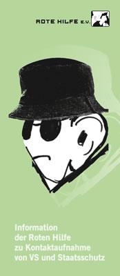 Infoflyer: Anquatschversuche